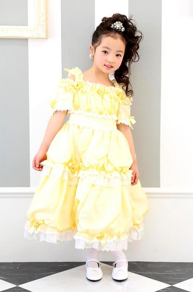 七五三 5歳 [ドレス・ワンピース]